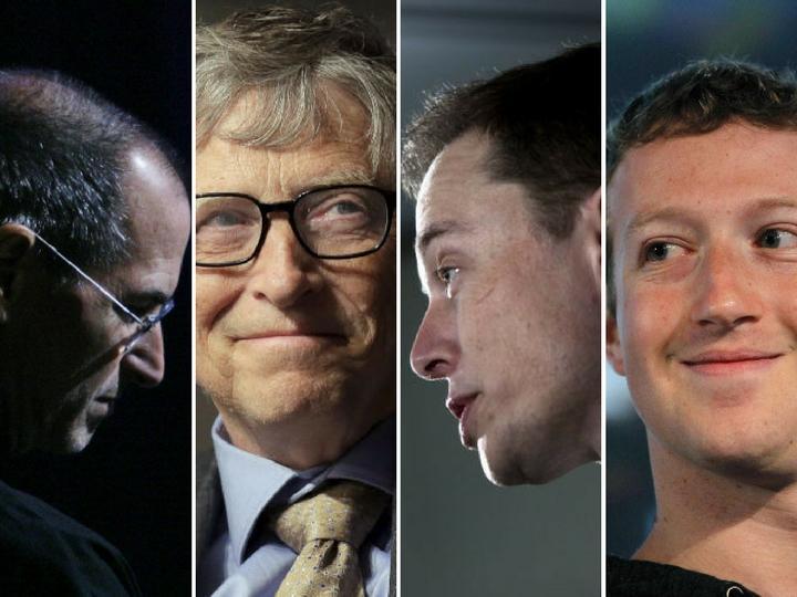 Los 12 secretos de Zuckerberg, Jobs, Gates y Musk para ser súper productivos