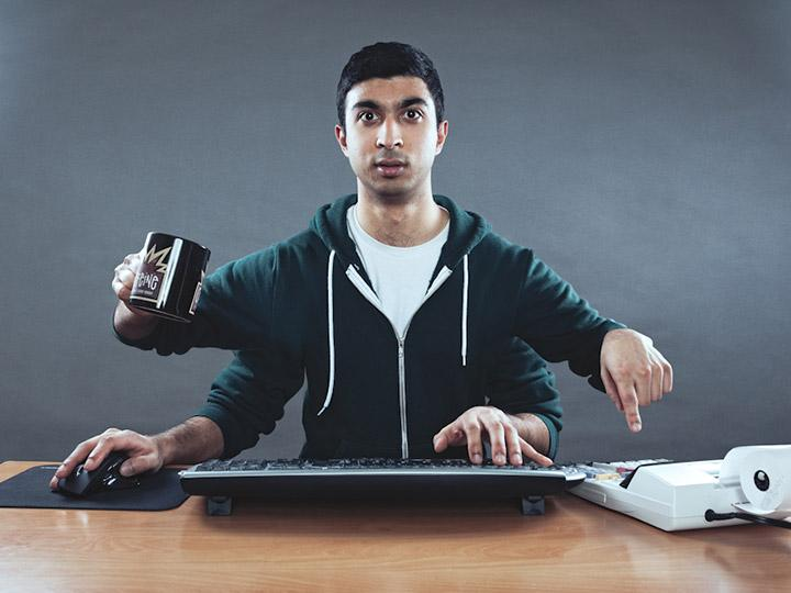 Hacer 'multitasking' te afecta más de los que crees