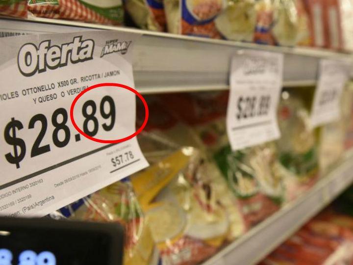 Así es como las 'ofertas' en el supermercado juegan con tu percepción