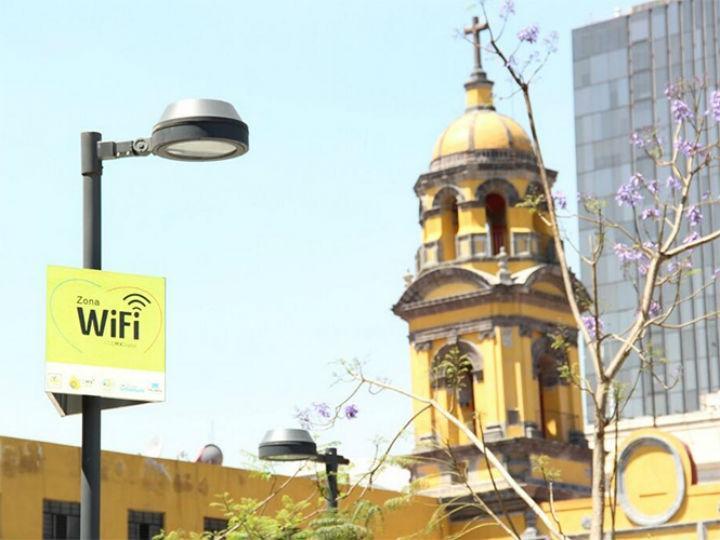 Resultado de imagen para wifi gratis cdmx