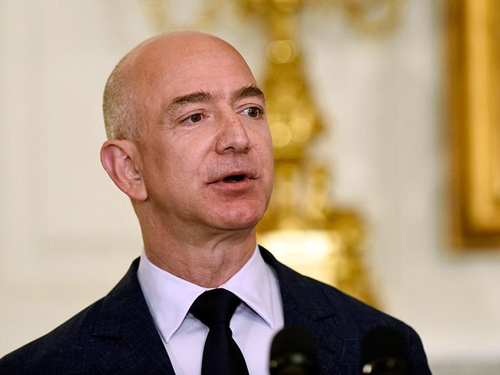 Jeff Bezos es el hombre más rico de la tierra