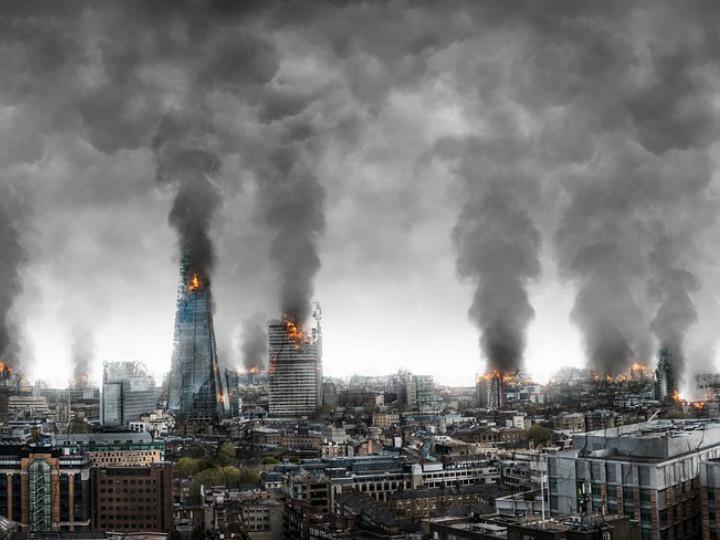 Adelantan medio minuto el Reloj del Apocalipsis, por guerra entre EU y Corea del Norte