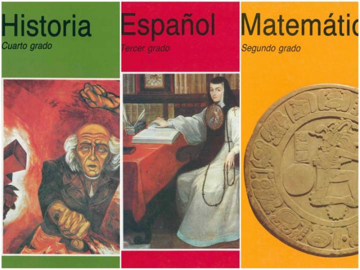 Nostalgia pura: ya puedes ver tus libros de primaria en línea ...