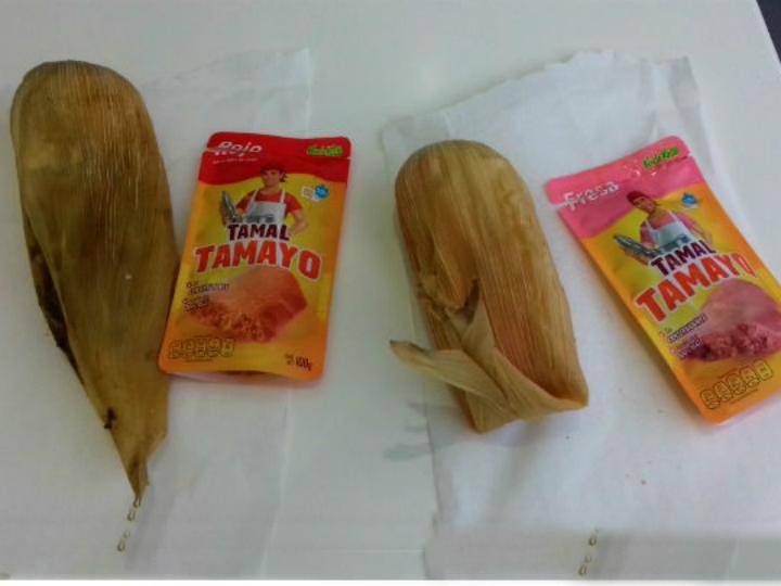 Tamales empacados vs los del puesto: ¿conviene comprar los del super?