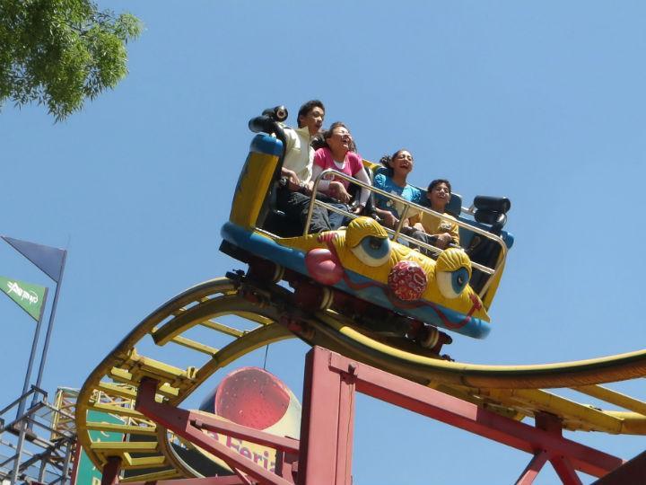 Asi Es Como La Feria De Chapultepec Va A Competir Contra Six Flags