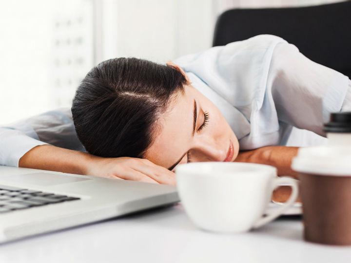 10 razones por las que te sientes cansado todo el tiempo