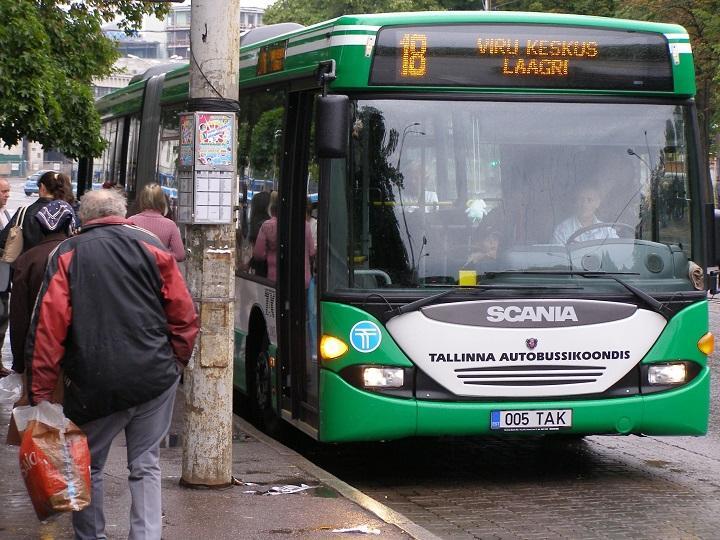 Estonia muestra que el transporte público también podría ser gratis en México