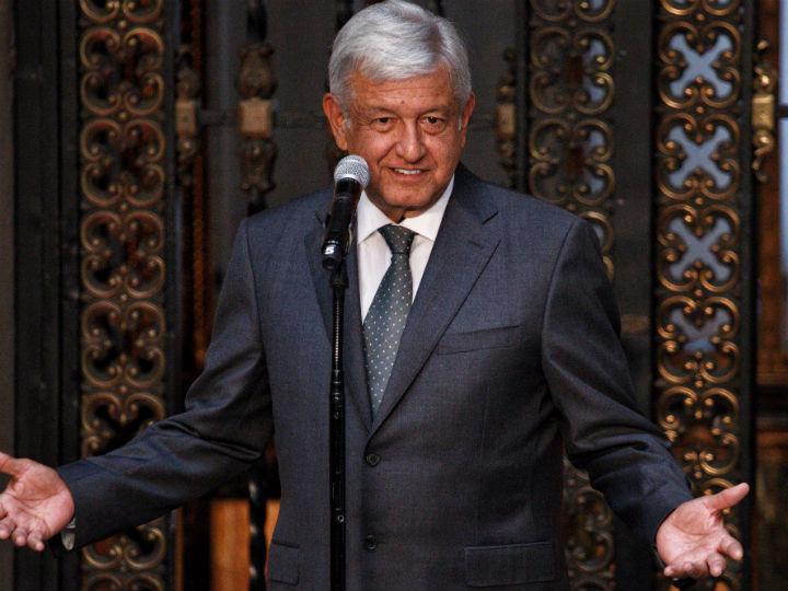 López Obrador se dio cita con al menos 50 integrantes de la cúpula empresarial del país. Foto: Cuartoscuro