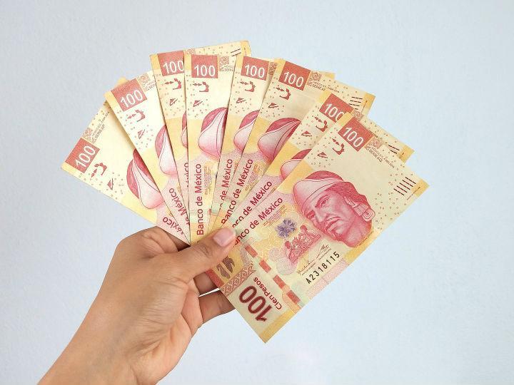 Peso mexicano tiene 174 mil mdd para enfrentar los riesgos económicos. Foto: Pixabay
