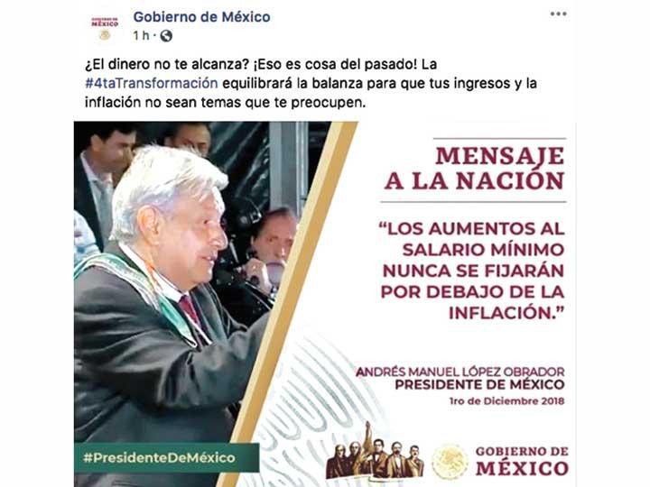 Gobierno Del Presidente López Obrador Estrena Redes Sociales