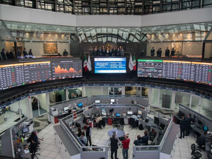 Bolsa Mexicana de Valores gana a la par de los mercados globales | Dinero en Imagen.com