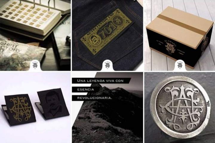 Resultado de imagen para El Chapo ya tiene su propia marca y estos son sus productos