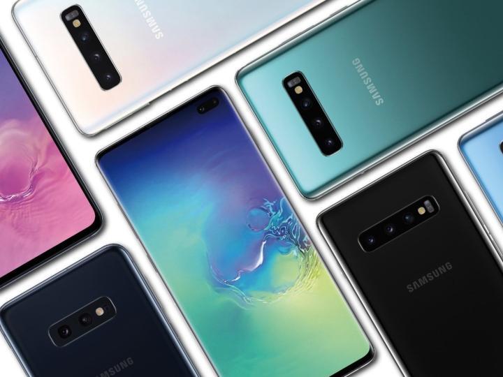 Galaxy S10+, S10 y Fold: Todo lo nuevo de Samsung para 2019 | DineroenImagen