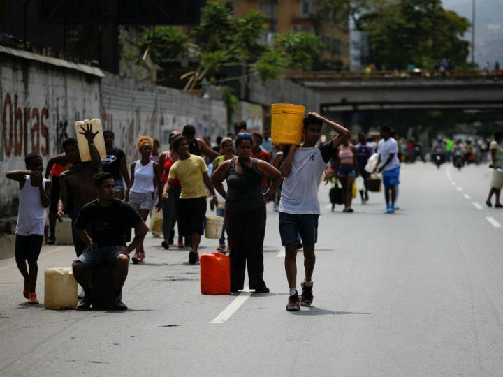 Brasil - Venezuela crisis economica - Página 30 Apagnparalizaavenezuela