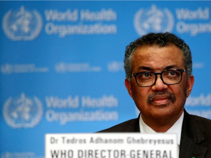 """OMS eleva a """"MUY ALTO"""" el riesgo por el coronavirus a nivel mundial"""