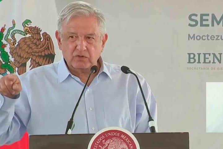 Tengo un reporte de crecimiento probable para este año, será del 4% al 5%: López Obrador
