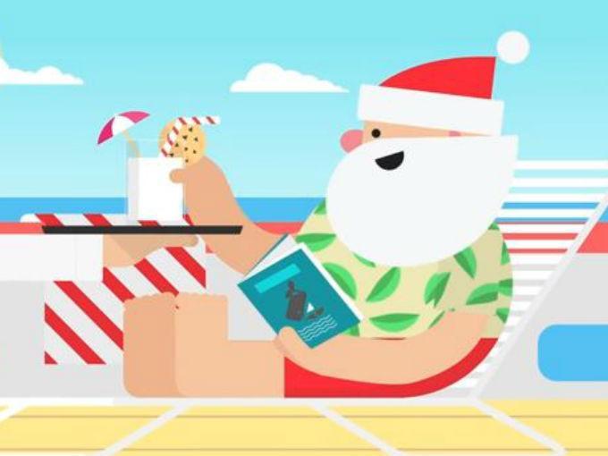 La app de Google que te ayuda a encontrar a Santa