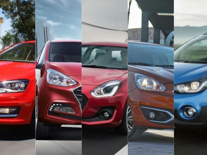 8 autos con bajo consumo de gasolina por menos de 250 mil pesos