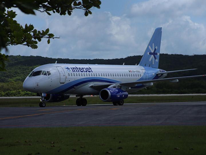 Interjet alista 37 nuevas rutas