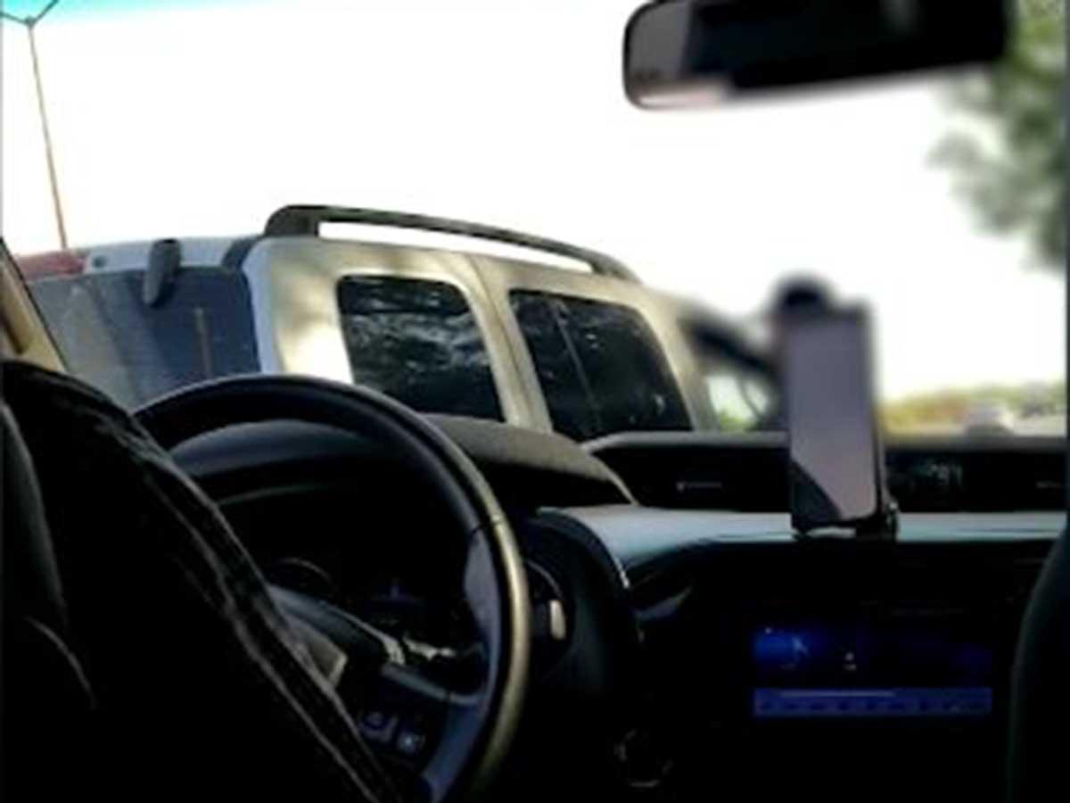 VIDEO: Extorsionan en carretera de Nuevo Laredo