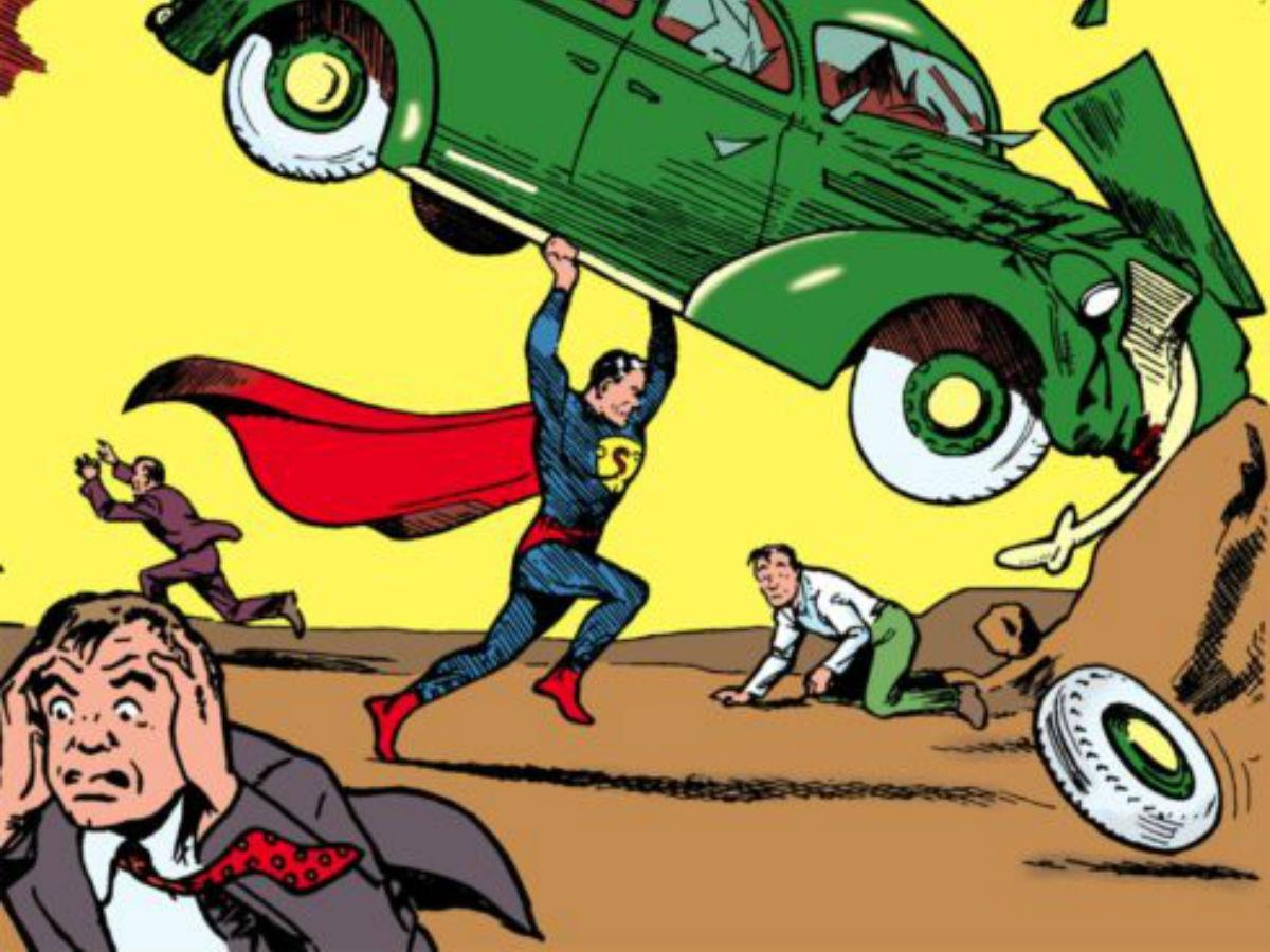 ¿Cuánto cuesta el primer cómic de Superman?