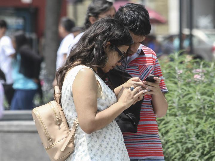 Niños y mujeres los que más comparten información en redes sociales