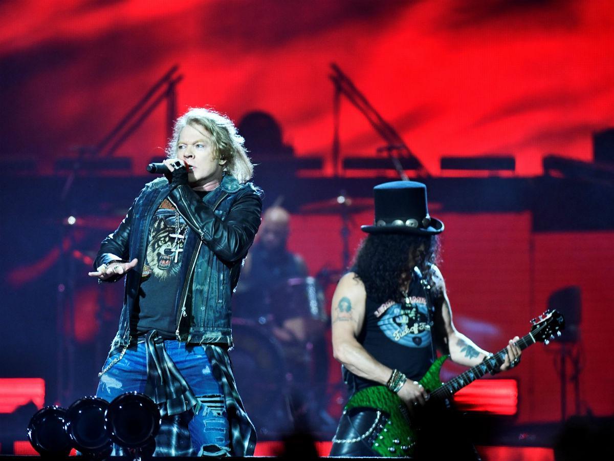 Este video de Guns N' Roses rompió el récord de reproducciones en YouTube