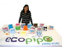 En 2011, Ixchel Anaya ganó el concurso del Premio a estudiante emprendedor y es la fundadora de Ecopipo. Foto: Especial.