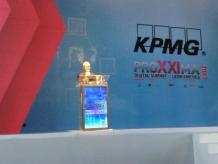 Carlos López Santibañez, socio a Cargo de Management Consulting de KPMG en México. Foto: