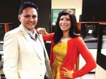 Antonio y Rebeca Altamirano forman parte del equipo de esta startup, que trabaja en Palo Alto, California. Foto Cortesía