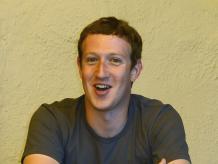 Hoy podemos recordar el cumpleaños del CEO de Facebook gracias a la herramienta en su red que te notifica cuando tus amigos cumplen años. Foto: Getty.