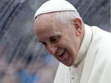 El Papa Francisco es quien tiene la cuenta con más influencia en la red de 140 caracteres. Foto: Getty.