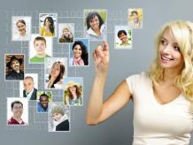 El uso correcto de las redes sociales puede brindarnos la información precisa si hacemos una búsqueda correcta. Foto: Photos.com