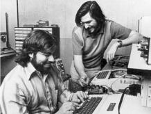 Steve Wozniak fue quedándose con el paso de los años a la sombra de Jobs. Foto: Especial
