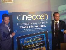 Con esta tarjeta de prepago, Cinépolis busca llegar a la población no bancarizada. Foto: Darinka Rodríguez