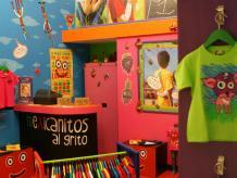 Mexicanitos al Grito es una marca muy patria creada por un mexicano que busca dar a conocer a los más pequeños lo bueno que tiene el país. Foto: Cortesía.