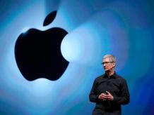 Según las palabras de Steve Jobs, Timothy Cook tenía la personalidad para volverse un compañero indispensable en la compañía de la manzana. Foto: Getty