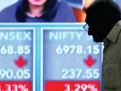 Los mercados accionarios europeos sufrieron  pérdidas superiores a cuatro por ciento. Foto: Reuters
