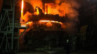 AHMSA se ha visto afectada fuertemente por la caída en la demanda internacional del acero y una creciente importación desleal, factores que han desplomado los precios. Foto: Pixabay