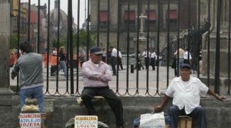 Las mayores tasas de desocupación en diciembre de 2015 se registraron en Tabasco, Estado de México y Distrito Federal. Foto: Excélsior