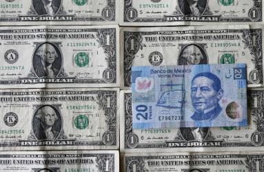 El dólar tomó impulso nuevamente. Foto: Archivo