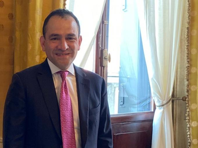Arturo Herrera dejará la Secretaría de Hacienda el próximo 15 de julio arturo herrera 0